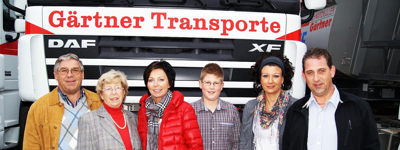 Familie Gärtner